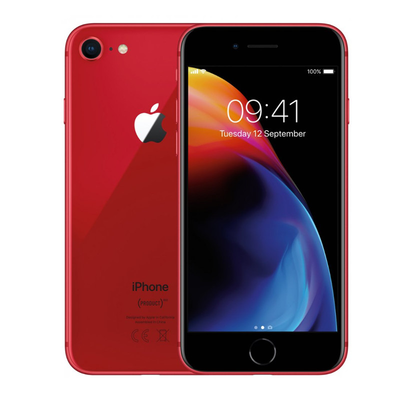 Купить - Apple Apple iPhone 8 64Gb Red (MRRK2)