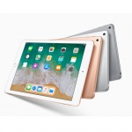 Фото Apple iPad 2018 Wi-Fi 128GB Silver (MR7K2)