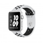 Фото - Apple Apple Watch Series 3 Nike+ (GPS) 42mm Silver Aluminum Case with Pure Platinum/Black Nike Sport Band (MQL32)