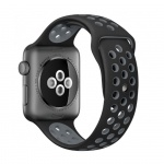 Фото Apple Apple Watch Nike+ 42mm Space Gray Aluminum Case with Black/Cool Gray Nike Sport Band (MNYY2)