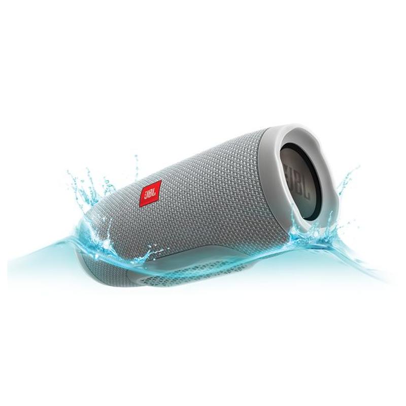 Купить - JBL Акустическая система JBL Charge 3 Waterproof Grey