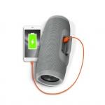 Фото JBL Акустическая система JBL Charge 3 Waterproof Grey