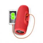Фото JBL Акустическая система JBL Charge 3 Waterproof Red