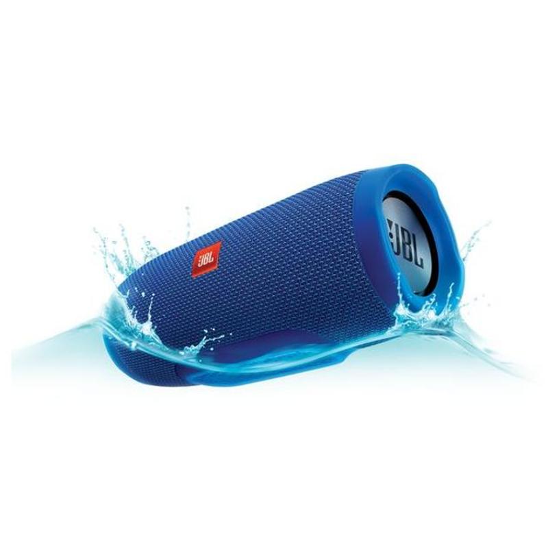 Купить - JBL Акустическая система JBL Charge 3 Waterproof Blue