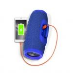 Фото JBL Акустическая система JBL Charge 3 Waterproof Blue