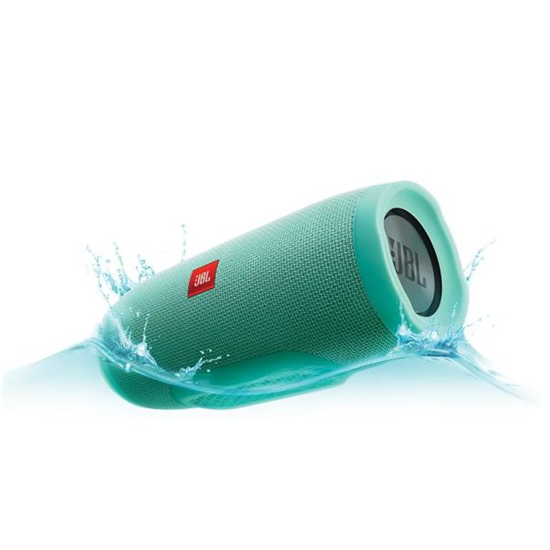 Купить - JBL Акустическая система JBL Charge 3 Waterproof Teal