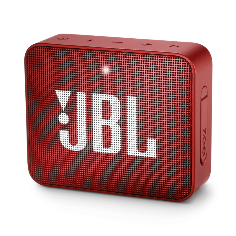Купить - JBL JBL GO 2  Ruby Red