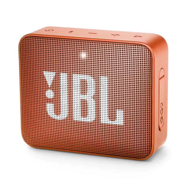 Купить - JBL JBL GO 2 Coral Orange