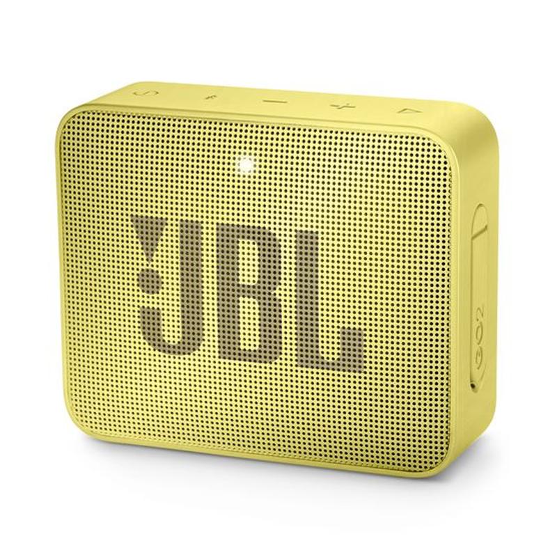 Купить - JBL JBL GO 2 Lemonade Yellow