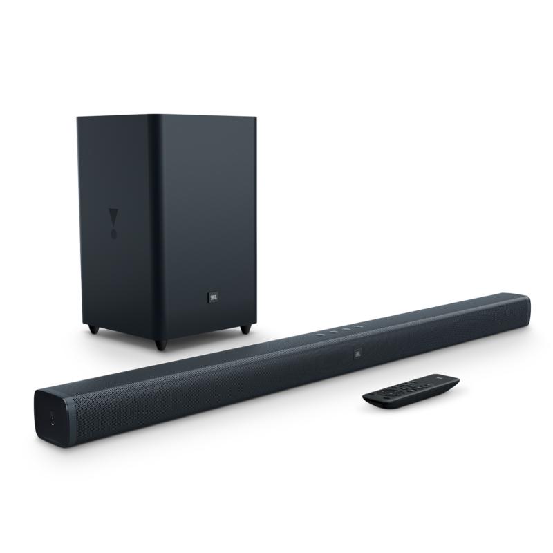 Купить - JBL Звуковая панель JBL Bar 2.1 черная
