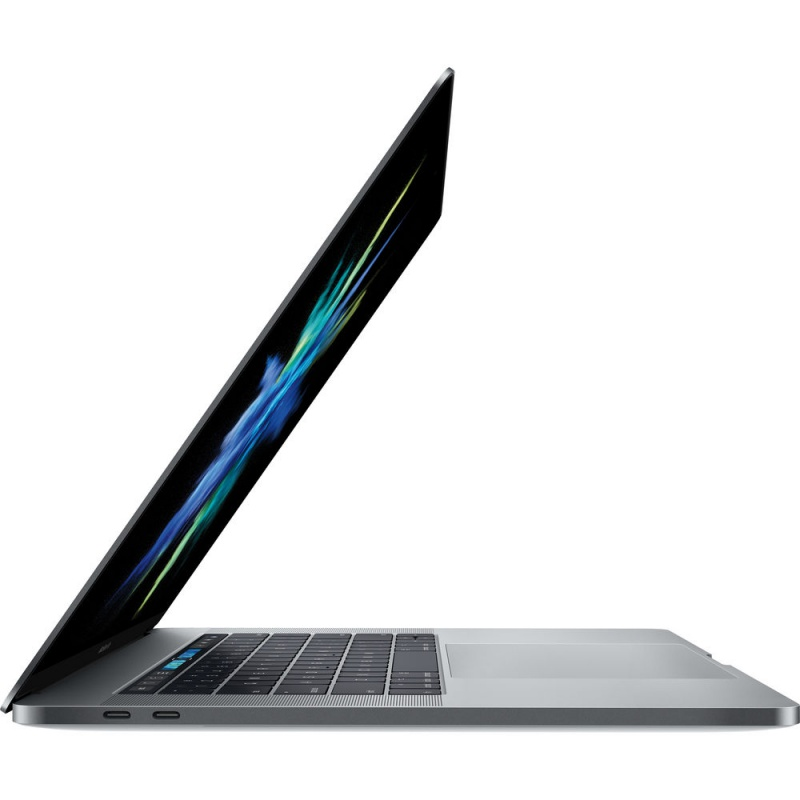 Купить - Apple Apple MacBook Pro 15' Retina with Touch Bar (i7 2.6GHz/256GB/16GB) Space Grey 2016 (MLH32)