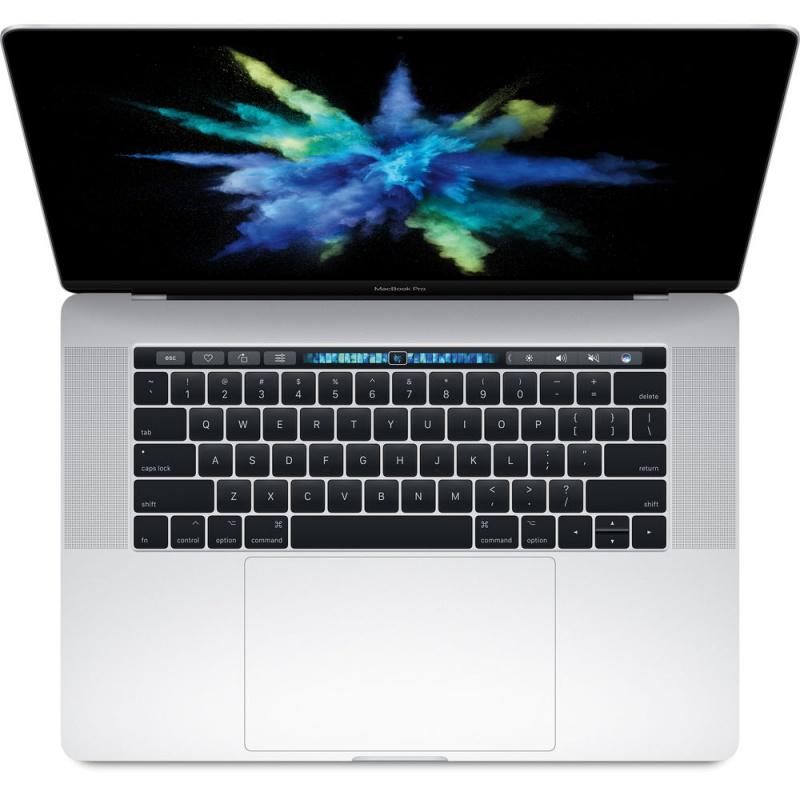 Купить - Apple Apple MacBook Pro 15' Touch Bar (i7 2.8GHz/512GB/16GB) Silver 2017 (Z0UD0001W)