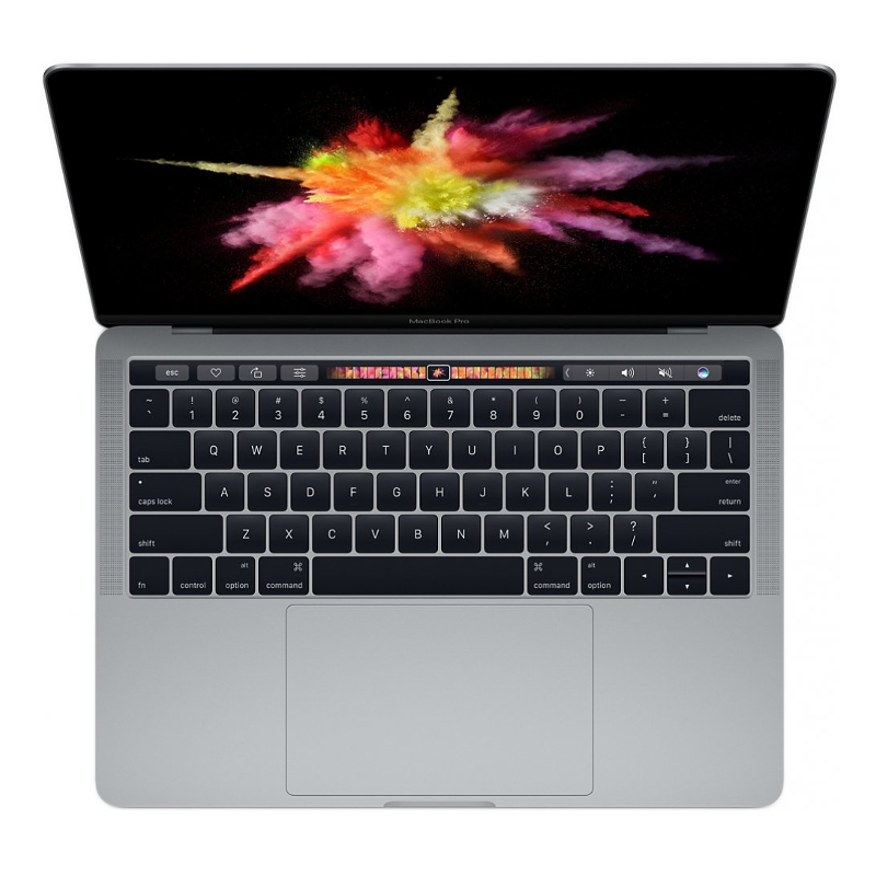 Купить - Apple Apple MacBook Pro 13' with Touch Bar i5 3.1GHz 256GB 8GB Spase Gray 2017 (MPXV2)