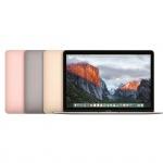Фото Apple Apple MacBook 12' (8/512Gb) Gold (Z0RX00002)
