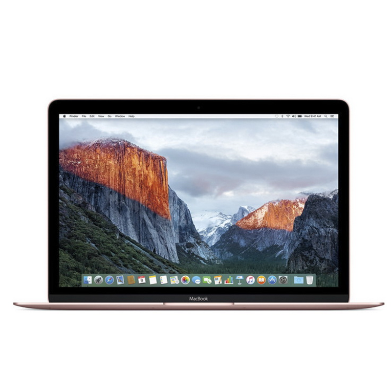 Купить - Apple Apple MacBook 12' (16/512Gb) Rose Gold 2017 (Z0U40000N)