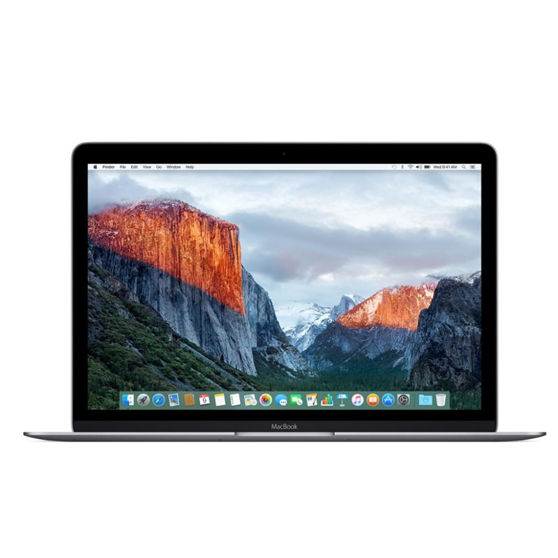 Купить - Apple Apple MacBook 12' 16 512Gb Space Gray 2017 (Z0TY0000K)