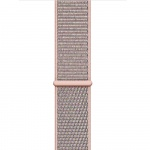 Фото Apple Apple Watch Series 4 (GPS) 40mm Gold Aluminium Case with Pink Sand Sport Loop (MU692)
