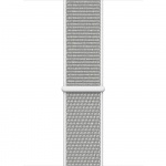Фото Apple Apple Watch Series 4 (GPS + Cellular) 40mm Silver Aluminium Case with Seashell Sport Loop (MTUF2/ MTVC2)
