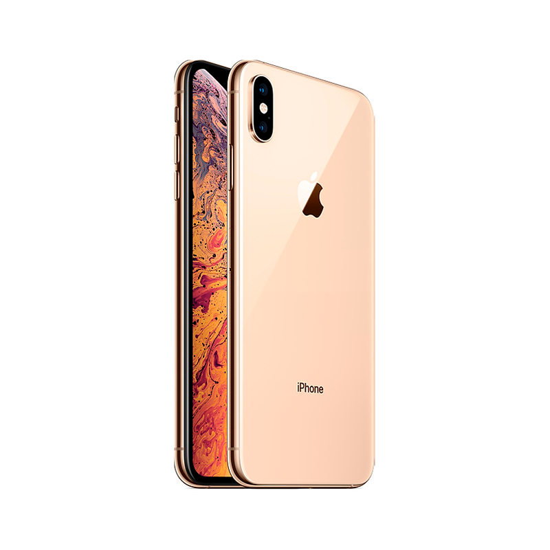 Купить - Apple Apple iPhone Xs Max 64Gb Gold (MT522)