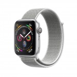 Фото - Apple Apple Watch Series 4 (GPS) 40mm Silver Aluminium Case with Seashell Sport Loop