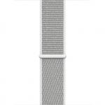 Фото Apple Apple Watch Series 4 (GPS) 40mm Silver Aluminium Case with Seashell Sport Loop