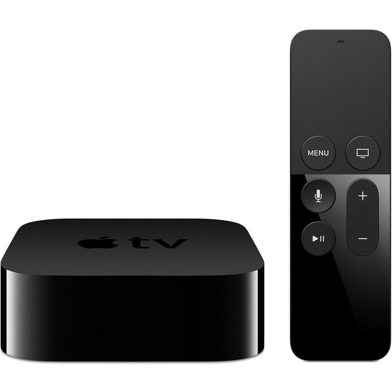 Купить -  Беспроводная приставка Apple TV 4K 32GB (MQD22)