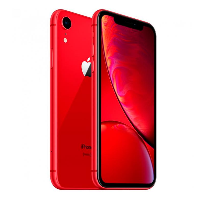 Купить - Apple iPhone Xr Red Dual Sim 128Gb