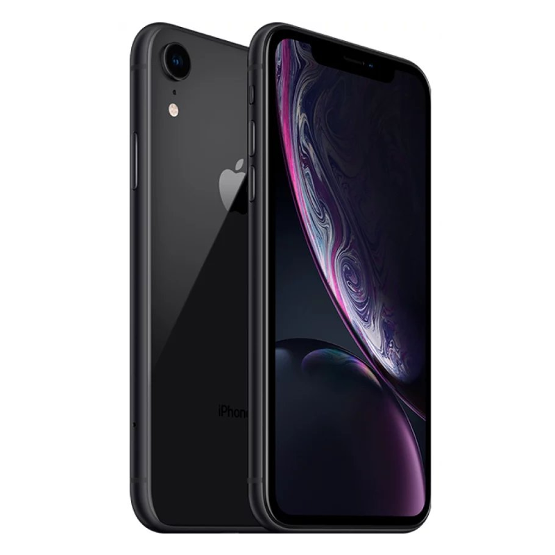 Купить - Apple iPhone Xr Black Dual Sim 128Gb