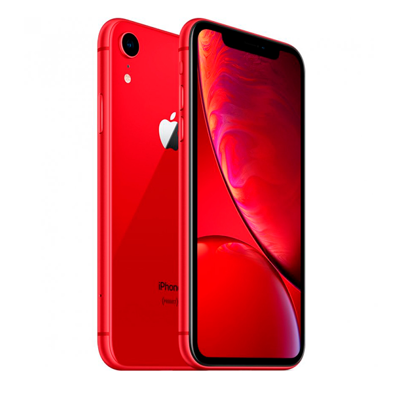 Купить - Apple iPhone Xr Red Dual Sim 256Gb