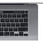 Фото Apple Macbook Pro 16' Z0XZ00060 Space Gray (i7 2.6GHz/1Tb SSD/16Gb/Radeon Pro 5300M with 4Gb)  2020 (Z0XZ00060)