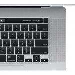 Фото Apple Macbook Pro 16' MVVL2 Silver (i7 2.6GHz/512Gb SSD/16Gb/Radeon Pro 5300M with 4Gb)  2020 (MVVL2)
