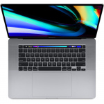 Фото Apple Macbook Pro 16' Z0XZ00073 Space Gray (i9 2.4GHz/32 Gb/512Gb SSD/Radeon Pro 5300M with 4Gb) 2020 (Z0XZ00073)