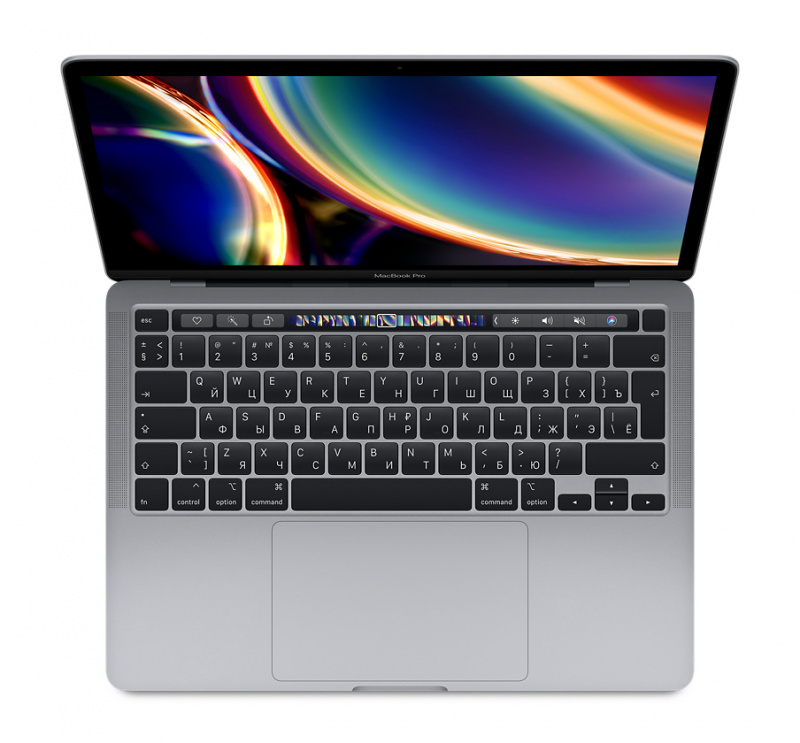 Купить - Apple MacBook Pro 13' Retina Space Grey (i7 2.3GHz/1TB SSD/16Gb/Intel Iris Plus Graphics) with TouchBar 2020