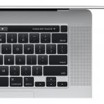 Фото Apple MacBook Pro 16'' Z0Y1000A3  Silver (i9 2.4GHz/32GB/1TB SSD/Radeon Pro 5500M 8G) 2020 (Z0Y1000A3)