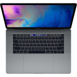 Фото - Apple Macbook Pro 15' Retina Space Gray (i9 2.4GHz/512Gb SSD/16Gb/Radeon Pro 560X with 4Gb) with TouchBar 2019 (Z0WV0012M)