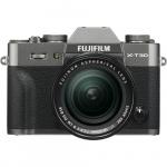 Фото -  Fujifilm X-T30 + XF 18-55mm F2.8-4R Kit Charcoal Silver (16620125)