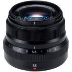 Фото - Fujifilm Fujifilm XF 35mm F2.0 Black (16481878)