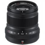 Фото - Fujifilm Fujifilm XF 50mm F2.0 R WR Black (16536611)