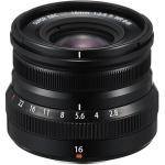 Фото - Fujifilm Fujifilm XF 16mm F2.8 R WR Black (16611667)