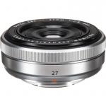 Фото - Fujifilm Объектив Fujifilm XF 27mm F2.8 Silver (16537718)