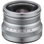 Фото - Fujifilm Fujifilm XF 16mm F2.8 R WR Silver (16611693)