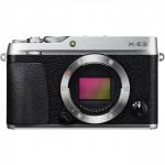 Фото - Fujifilm Fujifilm X-E3 body Silver (16558463)