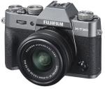 Фото - Fujifilm Fujifilm X-T30 + XC 15-45mm F3.5-5.6 Kit Charcoal Silver  (16619126)