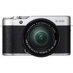 Фото - Fujifilm Fujifilm X-A10 + XC 16-50mm Kit Silver  (16534352)