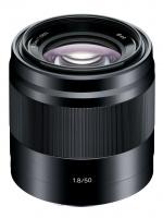 Фото - Sony Sony 50mm, f/1.8 Black для камер NEX (SEL50F18B.AE)