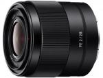 Фото - Sony Объектив Sony 28mm f/2.0 для камер NEX FF (SEL28F20.SYX)