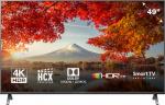 Фото - Panasonic Телевизор Panasonic 49' LED 4K TX-49HXR900 Smart, MyHomeScreen, Black (TX-49HXR900)