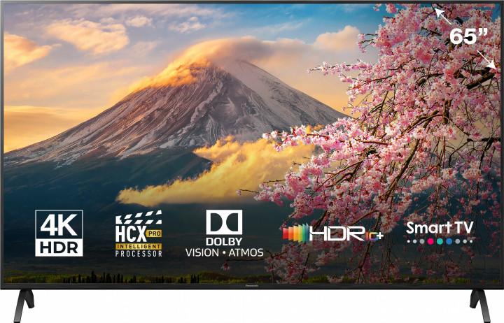 Купить - Panasonic Телевизор 65' LED 4K Panasonic TX-65HXR940 Smart, MyHomeScreen, Black  (TX-65HXR940)
