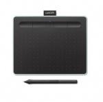 Фото - Wacom Графический планшет Wacom Intuos M Bluetooth Pistachio (CTL-6100WLE-N)