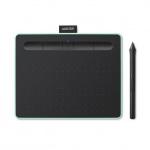 Фото - Wacom Графический планшет Wacom Intuos S Bluetooth Pistachio (CTL-4100WLE-N)